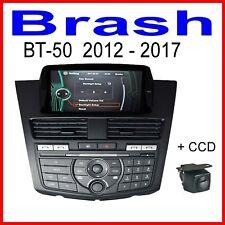 "Mazda BT-50 2012 -2017 8"" DVD GPS Navigation Bluetooth Stereo head unit Camera"