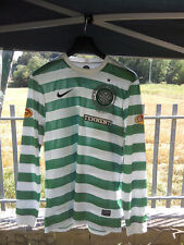 Maglia original Celtic FC jersey T-shirt 125th anniversary 2012-2013 M