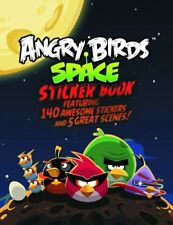 Angry Birds Space Sticker Book [Apr 10, 2012] N/A