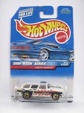 Hot Wheels 1999 - BLUE CARD COLLECTOR - '55 CHEVY NOMAD - SURF N FUN SERIE
