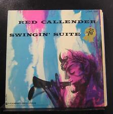 Red Callender And His Modern Octet - Swingin' Suite LP VG+ 5025 Mono Record