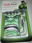 Marvel Incredible Hulk Noise Isolating Earphones Avengers Initiative Xmas Gift