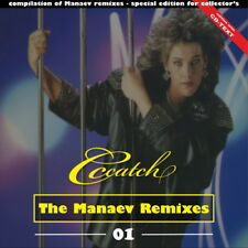 C.C. CATCH - The Manaev Remixes /3CD (MODERN TALKING)