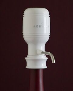 Aervana Essential, one-touch wine aerator and dispenser. New!