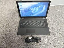 "HP Touchscreen 15.6"" 15-F125WM Laptop Intel Celeron N2940 4 GB RAM 500 GB"