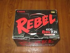 Canon EOS Rebel T2i 550D 18 MP SLR Camera + EF-S IS II 18-55mm Lens 013803123784