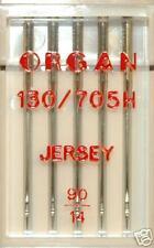 130//705H Jersey//Bolígrafo Talla 90-BLB76 Órgano Máquina De Coser Agujas
