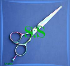 "Multi Color Hair Cutting Barber Scissors Shears 7"" -S.S-003"