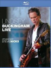 NEW Lindsey Buckingham with Special Guest Stevie Nicks: Live [Blu-ray]
