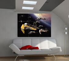 "Star Wars 3 Huge Art Giant Poster Wall Print 39""x57"" i209"