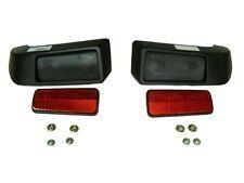 John Deere rear fender and reflector set GT242 GT275 2048 2554 M116277 M116276