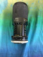 TAMRON 80-210mm F3.8 CF TELE MACRO (Adaptall 2 Mount)