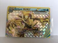 Golduck BREAK ULTRA RARE 18/122 Pokemon XY Breakpoint NM HOLO