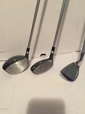 Wilson golf Prestige Jr. set of 3 clubs, driver, hybrid, sw...RH,