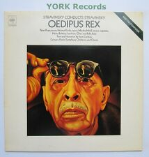61131-Stravinsky-Edipo Rex Stravinsky colonia Radio So-ex con Disco Lp