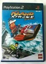 LEGO Island Xtreme Stunts PER PLAYSTATION 2 MOLTO RARO Nuovo di Zecca