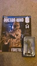 Eaglemoss Doctor Who figurine collection - #54: THE FORETOLD