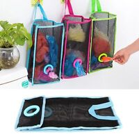 Organizer Plastic Hanging Holder Garbage Bag Storage  Breathable Mesh