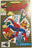 WEB OF SPIDER-MAN#50 VF 1989 MARVEL COMICS