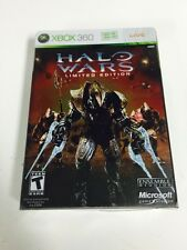 Halo Wars - Limited Edition (Microsoft Xbox 360, 2009) Tested and Working