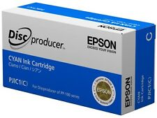 Epson Discproducer PP-100/PP-50 CYAN Ink Cartridge (C13S020447) 1-Piece