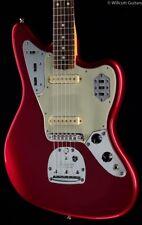 Fender Classic Player Jaguar Special Candy Apple Red Pau Ferro (973)