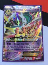 Pokemon M Gallade EX 35/108