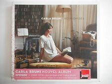 CARLA BRUNI : NO PROMISES [ CD ALBUM ] - PORT GRATUIT
