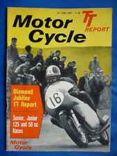 Mixed Lot June Motorcycles Magazines