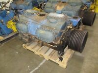 Vilter Reciprocating Ammonia Compressor 4412/4512XL/4612 Series 12 Head Used