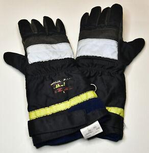 Feuerwehrhandschuhe SEIZ Gr. 10 Feuerwehr Handschuhe GoreTex Fire Fighter Bw THW