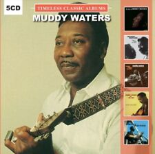 Muddy Waters Timeless 5 CLASSIC ALBUMS Gift Idea - CD collection - NEW