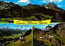 Grän in Tirol , Ansichtskarte, 1985 gelaufen