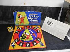 Old Vtg 1976 Parker brothers Wald Disney's MICKEY MOUSE GAME No. 161