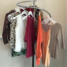 Bundle Of 10 Size 10 Womens Clothes Inc River Island Top Shop M&S H&M Next Ect.