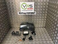 99 05 VAUXHALL ZAFIRA 2.0 16V DTI MPV ECU LOCK SET KIT REF HQ669 #4855