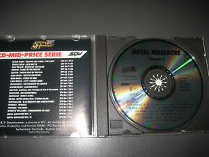 Metal Massacre V 5 CD Sampler