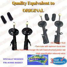 Four Struts Toyota Corolla AE92 90 93 94 Front and Rear Shock Absorbers 89-94