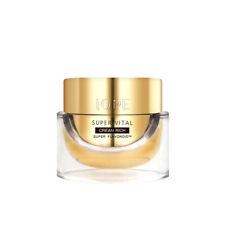 IOPE Super Vital Cream Bio Excellent Rich 50ml Anti Aging Moisturizer K beauty