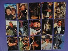 JAMES BOND 007 GOLDEN EYE TRADING CARD SET OF 90 DIFFERENT GRAFITTI 1995