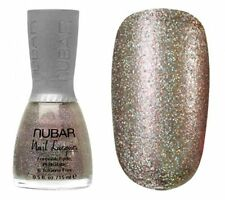 NUBAR Nail Polish Lacquer ~ GEM ~ NPZ316 Holographic