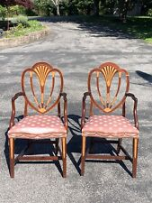Baker Furniture side chairs