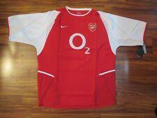 Nike Dri-Fit Red & White Arsenal O2 Soccer Jersey - Men's XL - NWT