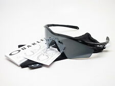 Oakley M2 Frame XL OO9343-09 Polished Black w/Black Iridium Polarized Sunglasses