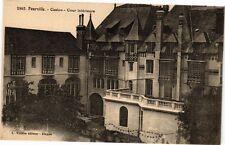 CPA Pourville-Casino-Cour intérieure (234610)