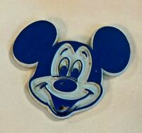 Vintage MICKEY MOUSE WALT DISNEY RUBBER FRIDGE MAGNET