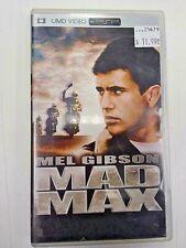 Mad Max UMD Movie PSP