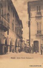 * CAMPLI - Corso Vittorio Emanuele II 1913