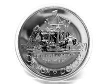"Silbermünze: Canada Dollar 1987 ""Detroit de Davis Strait""  PP  1QL72"