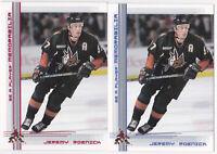 00-01 BAP Memorabilia Jeremy Roenick /100 SAPPHIRE Coyotes 2000